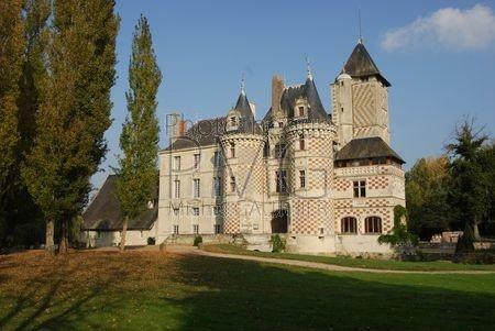 Chouzé sur Loire (Indre et Loire)