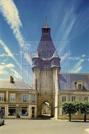 Dun sur Auron (Cher)