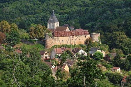 Gargilesse Dampierre (Indre)