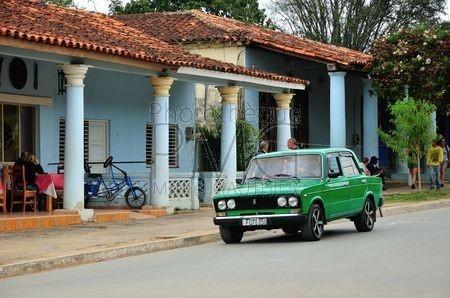 Vallée de Vinales (Cuba)