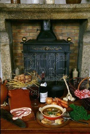 Gastronomie bourguignonne.