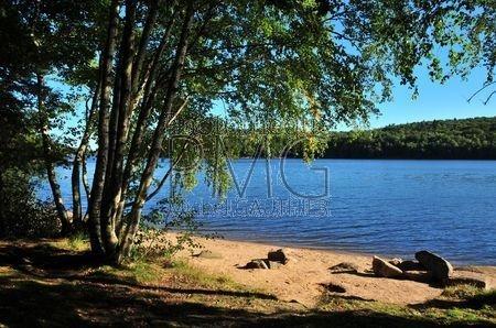 Lac de Saint Agnan (Nièvre)