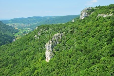 Reculée des Planches (Jura)