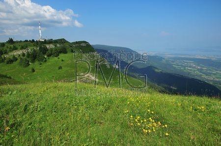 Le Mont-Rond (Ain)