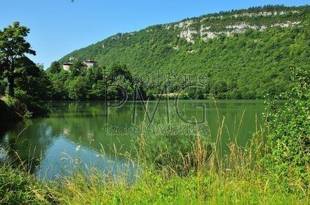 La vallée de l'Ain (Ain)