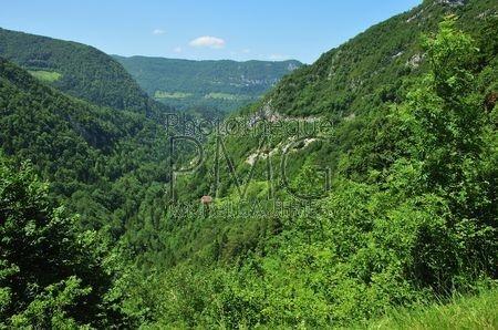 Gorges du Flumen (Ain)