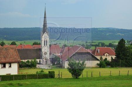 Orchamps Vennes (Doubs)