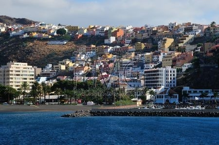 San Sebastian (La Gomera)