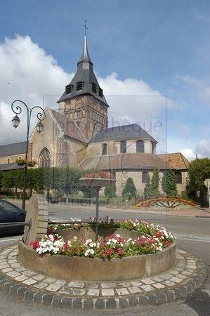 Breteuil sur Iton (Eure)
