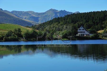 Le lac de Guery (Puy de Dôme)