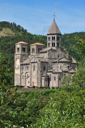 Saint Nectaire (Puy de Dôme)