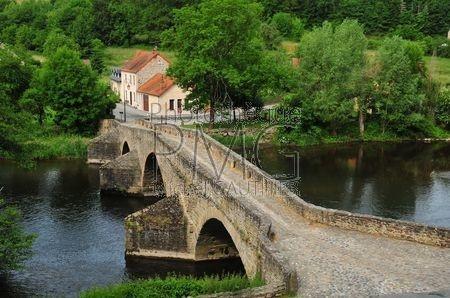 Pont de Menat (Puy de Dôme)