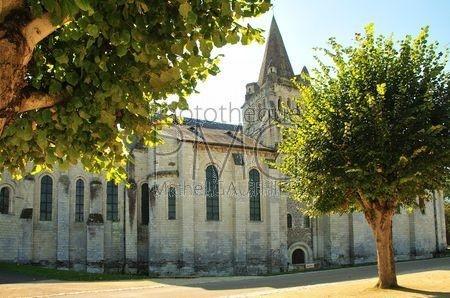 Cunault (Maine et Loire)