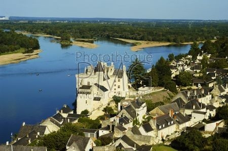 Montsoreau (Maine et Loire)