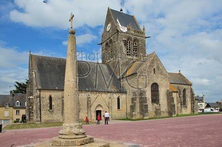 Sainte Mer Eglise (Manche)