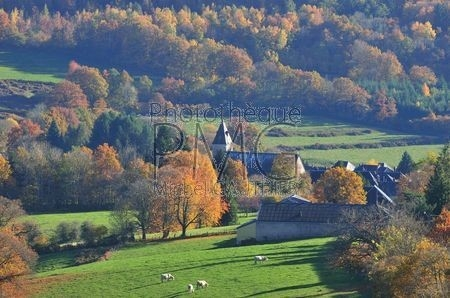 Anost (Saône et Loire)
