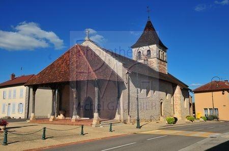 Saint Nizier le Bouchoux (Ain)