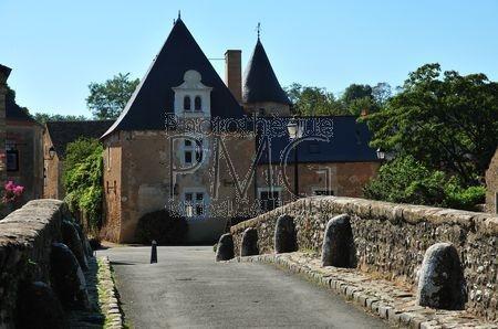 Asnières sur Vègre (Sarthe)