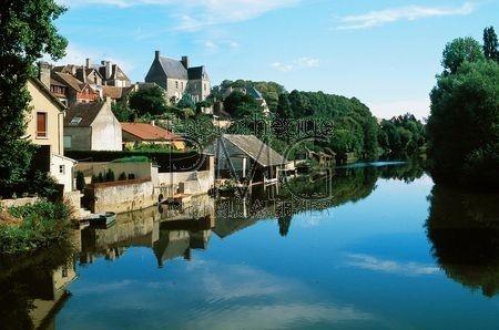 Beaumont sur Sarthe (sarthe)