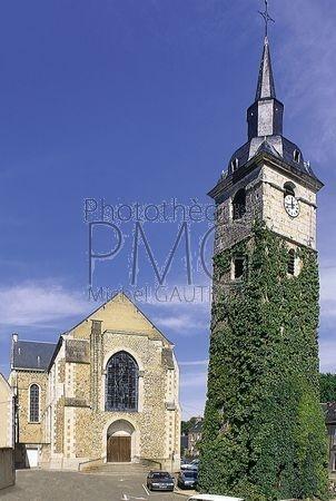 Bessé sur Braye (Sarthe)