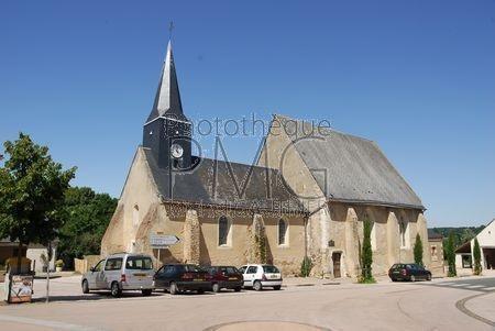 Saint Pierre du Lorouër (Sarthe)