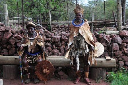 Ndebele Village (Afrique du Sud)