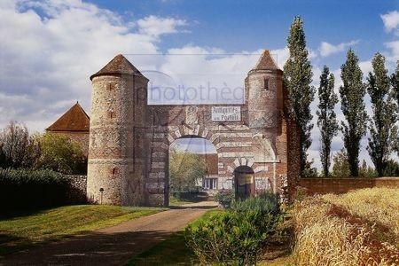Chateauneuf en Thymerais (Eure et loir)