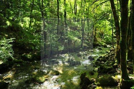 Cascades du Hérisson (Jura)