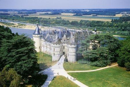 Chaumont sur Loire (Loir et Cher)