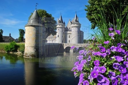 Sully sur Loire (Loiret)
