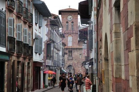 Saint Jean Pied de Port (Pyrénées Atlantiques)